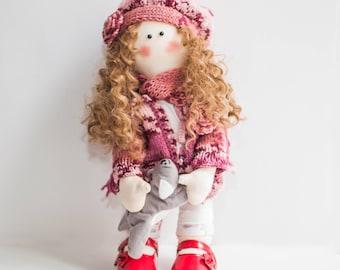 Handmade Doll Eva