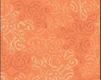 Art Gallery Natures Elements Orange Peel 1 Yard