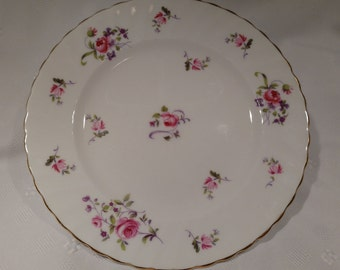 Adderley ''Fragrance'' 8 inches Salad Plate