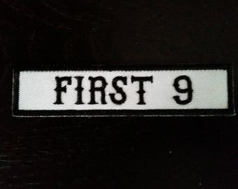 First 9 Sons of Anarchy Patch Reaper Hats