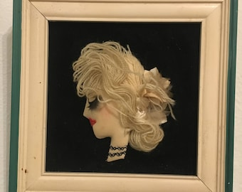 Vintage Marilyn Exclusive Silhouette