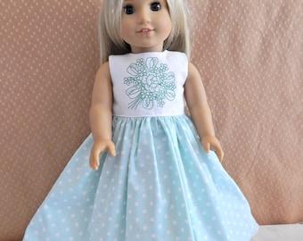 18' doll dress