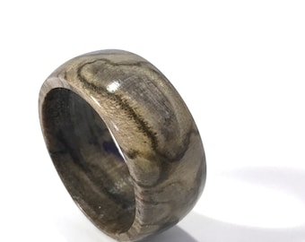 Mens wood ring, wood wedding band,wood ring for women, mens wooden ring,womens wood ring,rustic wood ring,solid wood ring,wood jewelry