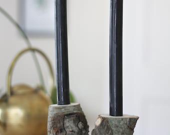 Tree Candlestick Holder