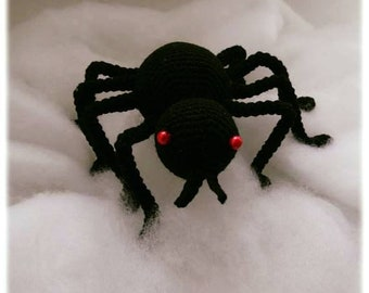 Tutorial crochet spider PDF