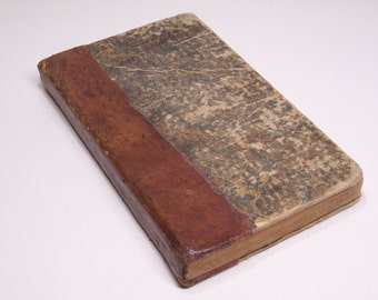 1798 Greek antique book - Εισαγωγή εις την Ελληνικήν Γλώσσαν παρά Δημητρίου Νικολάου του Δαρβάρεως