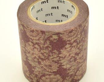 Chrysanthemum Mt artist series washi tape 50 mm x 10M