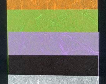 Japanese Washi Origami Paper - 10 Colours