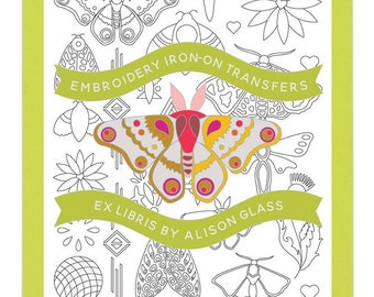 Alison Glass - Embroidery Set - Ex Libris - AG.138