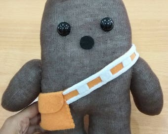 Chewbacca Sock Doll