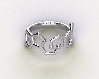 Dopamine serotonin ring