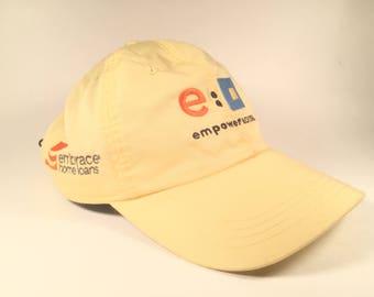 "Pastel Yellow ""Empowerhouse"" Hat"