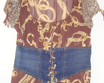 Baby Pahat Equestrian Blouse