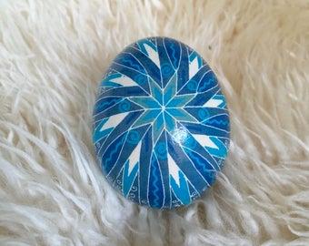 Blue Star Goddess Egg