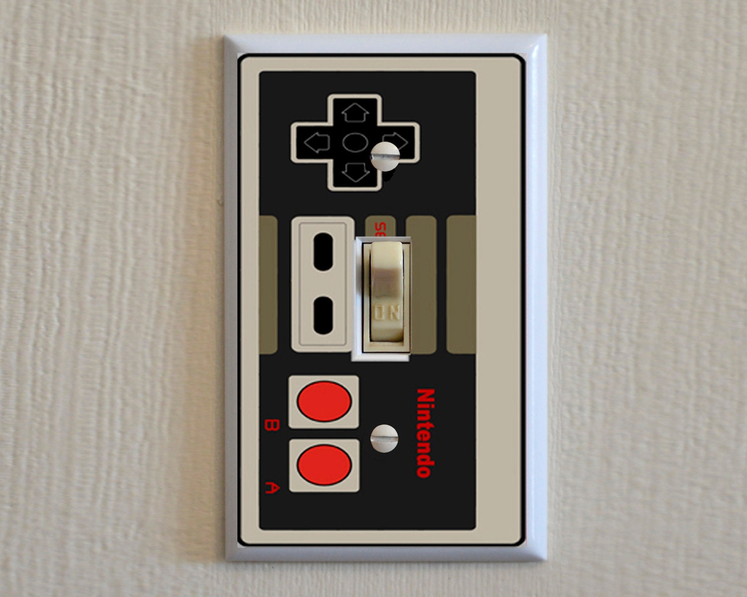 Outlet Switch Covers Nintendo Controller Switch Plate Wall Plate Cover Video