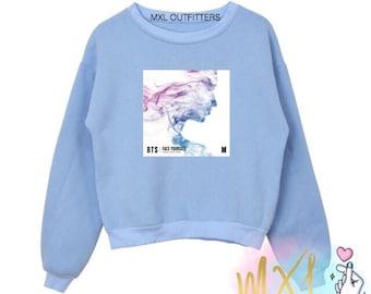 Face Yourself // BTS Kpop Crewneck Sweatshirt