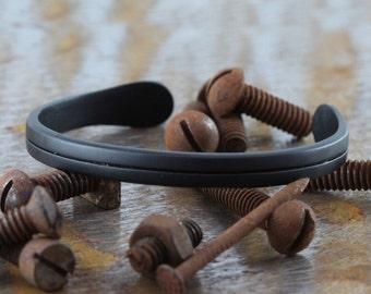 Black Bracelet Mens Bracelet Boyfriend Gift Mens Black Bracelet Personalize Bracelet Custom Bracelet Mens Jewelry Personalized Men Bracelet