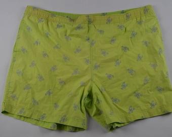 mens floral swim shorts polo ralph lauren multicolor big pony