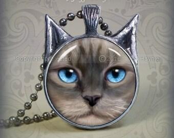 RD5 Ragdoll Cat pendant