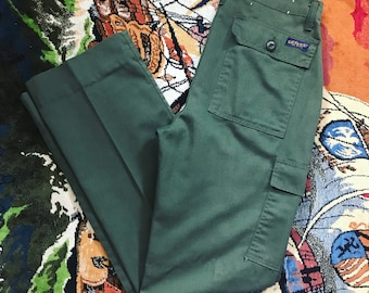 70s Dee Cee high waisted cargo pants
