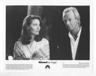 Vintage Paul Hogan Vintage 8x10 Movie Still From Almost an Angel - 1990
