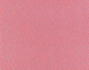 Fabric by the Yard - Little Ruby by Bonnie and Camille - Sundae Red