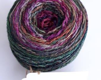 Hand woven Pure Merino wool 115 g