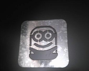 Minion (inspired) Stencil