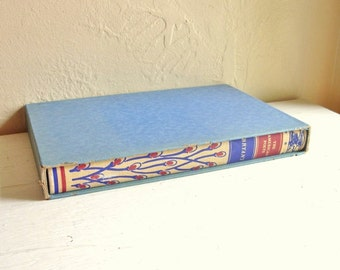 SALE - The American Poets Bryant Large Hardcover Book with Case 1947