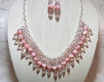 Sparkling Pink Blossom