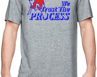 Bills Coach McDermott Trust the Process T-Shirt Talking Proud BUFFALO NY #BillsMafia