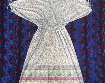 Vintage 60's Little House on the Prairie Dress