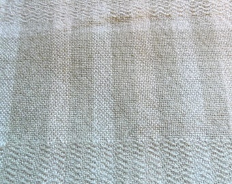 FoxFibre Colorganic organically grown & processed Cotton Hand Woven Towel
