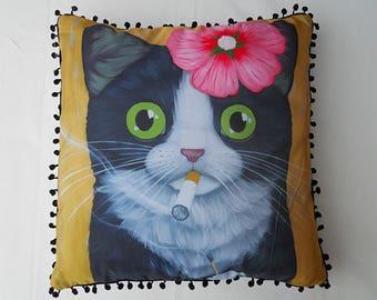 Madame Felix cushion