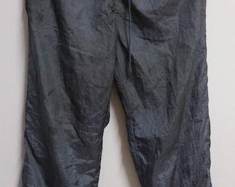 Vintage Givenchy Nylon Long-Pant