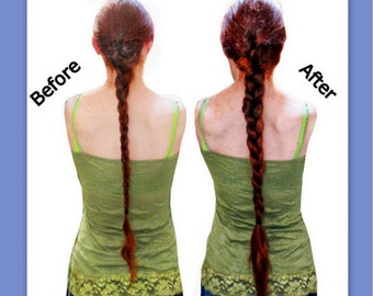 Paranda hair extension to extend lengthen and thicken braid plaits buns chignons puppycatmeow costume wig bun chignon hair filler switch