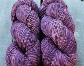 Cashmere Sock - Haze - Colour Adventures (fibers: merino, cashmere)