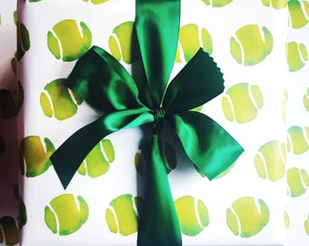 Tennis Wrapping Sheets