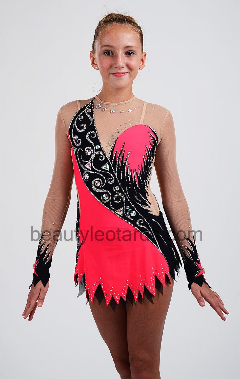nouvelle robe de patinage artistique gymnastique rythmique. Black Bedroom Furniture Sets. Home Design Ideas