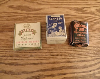 Instant Collection of Vintage for Display