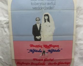 Alfredo Alfredo 1972 73/149 Movie Poster mp017