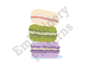 Sweet Stack - Machine Embroidery Design