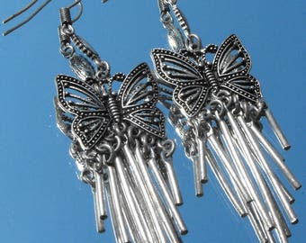 Earrings metal BCL.2374