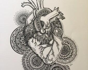 MANDALIAN HEART