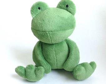 Fafali the Frog