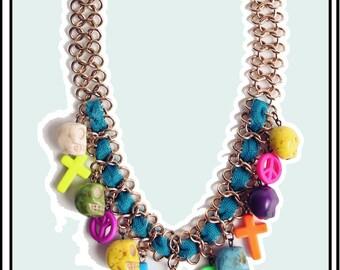 Neon Craze Necklace