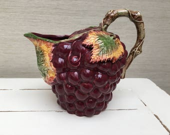 Purple Grapes Jug - Sia