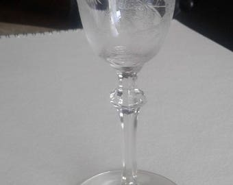 Heisey water goblets