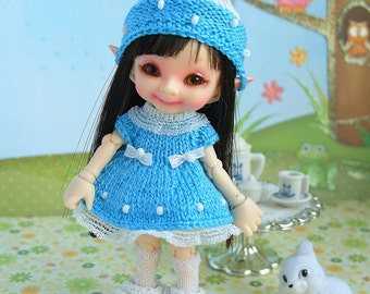 Pre-order Realpuki Alice in Wonderland outfit