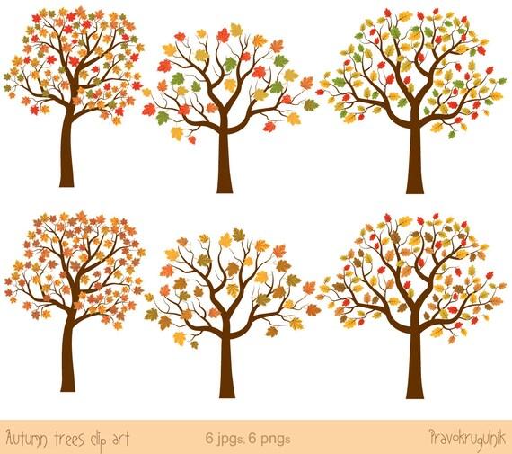 Herbst Baum ClipArt Herbst Baum Clipart ClipArt Eiche Ahorn